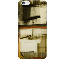 Industrial Mixed Media 7 iPhone Case/Skin