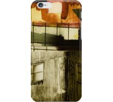 Industrial Mixed Media 9 iPhone Case/Skin