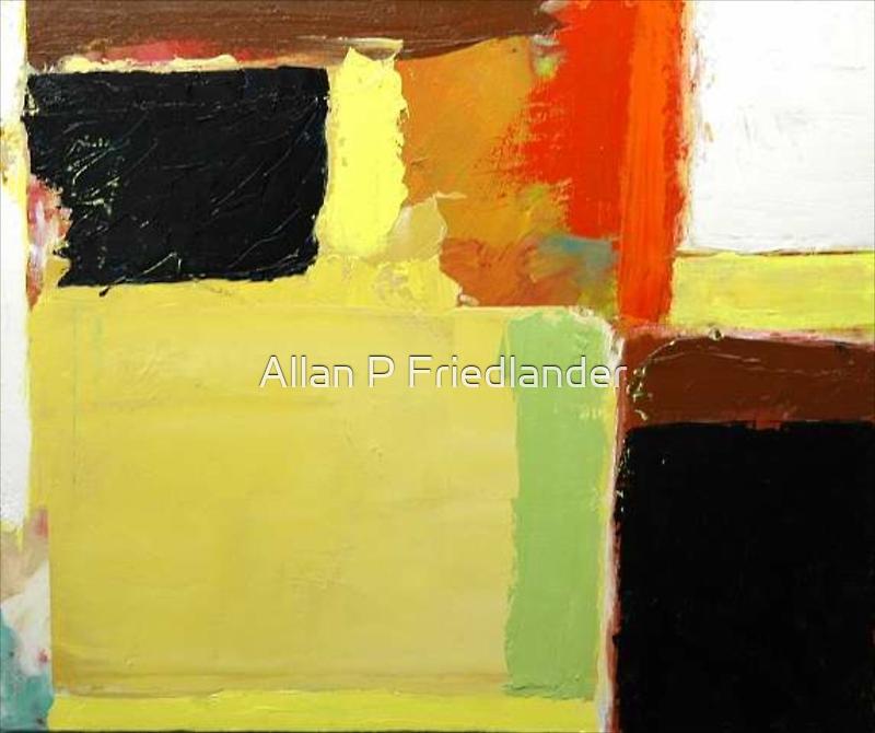 Brisbane by Allan P Friedlander