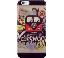 Volkswagen Mashup iPhone Case/Skin