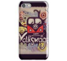 Volkswagen Mashup iPhone Case/Skin