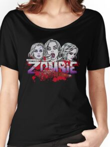 I'm a Zombie - Variant  Women's Relaxed Fit T-Shirt