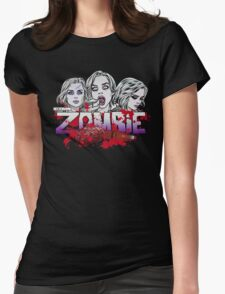 I'm a Zombie - Variant  Womens Fitted T-Shirt