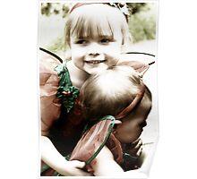 Little Girls -Santa Helpers- #3 Poster