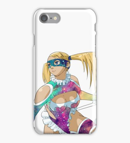 Rainbow Mika iPhone Case/Skin