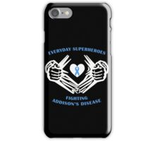 Addison's Disease Heroes iPhone Case/Skin