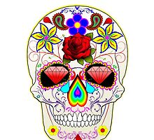 Mexican Skull by onegenerator