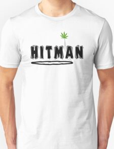 "Marijuana ""Hitman"" T-Shirt"