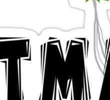 "Marijuana ""Hitman"" Sticker"