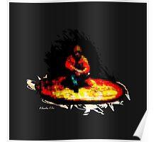 DEADZONE Dark Poster