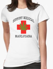 Support Medical Marijuana T-Shirt