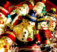 Colors of Christmas by designerbecky