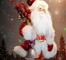 Santa Claus is coming to Town by TickerGirl