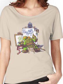 Ninja Rockwell Women's Relaxed Fit T-Shirt