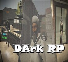 GMOD DarkRP Poster by Hurracane Graphics