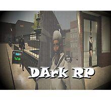 GMOD DarkRP Poster Photographic Print