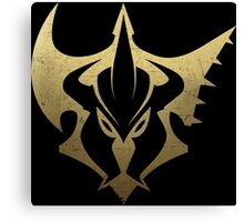 "GEEK - League Of Legends ""PENTAKILL"" Logo Canvas Print"