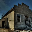 Store Closed _Indefinitely_ by Terence Russell