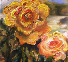 Winter Roses by Barbara Sparhawk