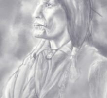 Cheyenne Chief Sticker