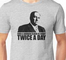 The Sopranos Tony Soprano T shirt Unisex T-Shirt
