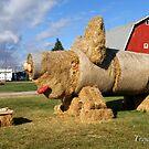 Trojan Hog by JpPhotos