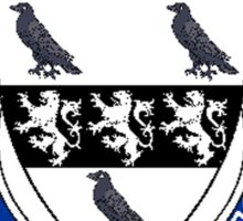Coat of arms (family crest) for last-name or surname Nicholas (England) . Heraldry banner for your name. Sticker