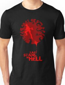 Last Stand in Hell - the Grinder T-Shirt