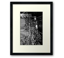 The Works of The Engineer Framed Print