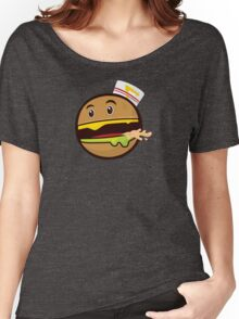 Burger Animal  Women's Relaxed Fit T-Shirt