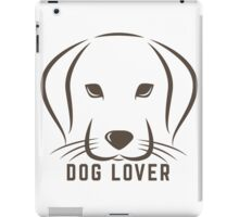 Dog Lover iPad Case/Skin