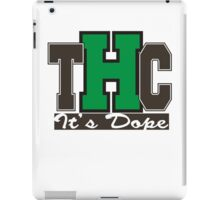 THC Marijuana iPad Case/Skin