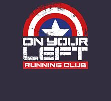 """""""On Your Left Running Club"""" Version 02 T-Shirt"""