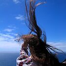 Hair in Bass Strait by Sandy Sutton