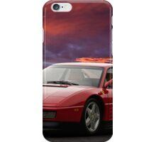Ferrari 348 tb iPhone Case/Skin