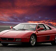 Ferrari 348 tb by DaveKoontz