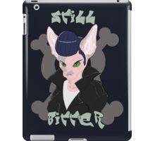 Greaser Sphynx is Still Bitter iPad Case/Skin