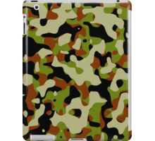 British Camouflage iPad Case/Skin