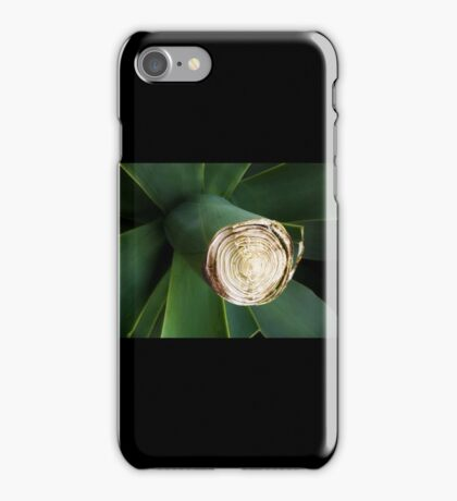 The Great Green Grow iPhone Case/Skin