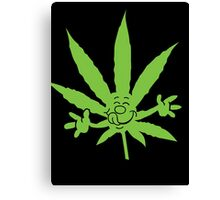 Marijuana Munchies Canvas Print
