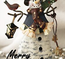Merry Christmas Cards Series #7 by Evita