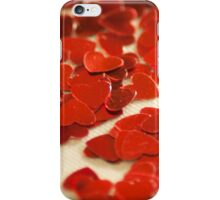 Heart Confetti iPhone Case/Skin