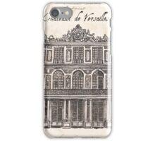 Chateaux de Versailles iPhone Case/Skin