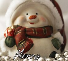 Merry Christmas Cards Series #11 by Evita