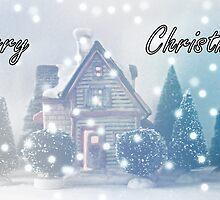 Merry Christmas Card Series #12 by Evita