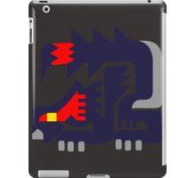 Nargacuga iPad Case/Skin
