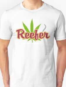 Reefer Marijuana T-Shirt