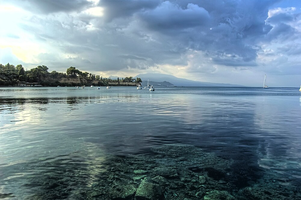 Calm Waters by StamatisGR