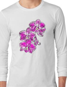 Orchid - 76 Long Sleeve T-Shirt