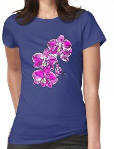 Orchid - 76 Womens Fitted T-Shirt